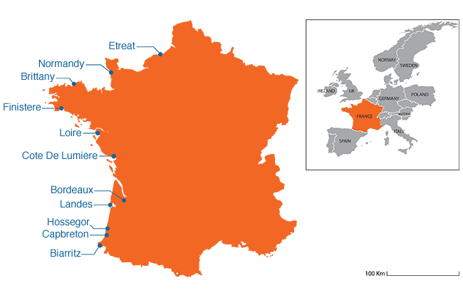 France - Country map image