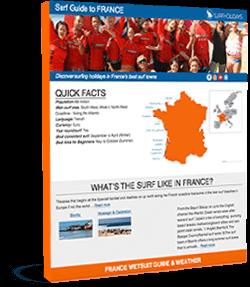 France Surf Guide