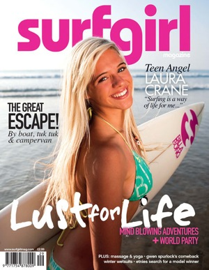 Surf Blog - Top 5 Women's Surf Magazines