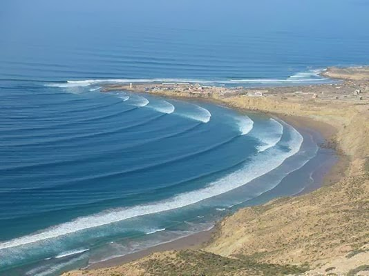 Morocco Surf Beaches