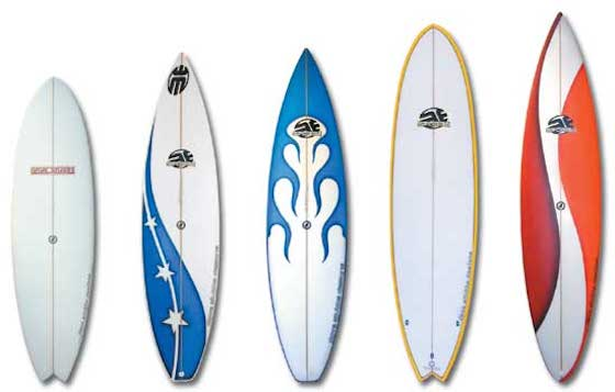 Surf Blog How To Shape A Surf Board In 5 Easy Steps