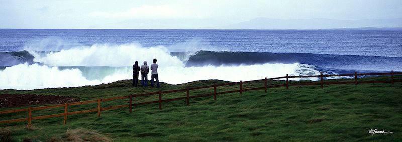 Surf Bundoran co Donegal