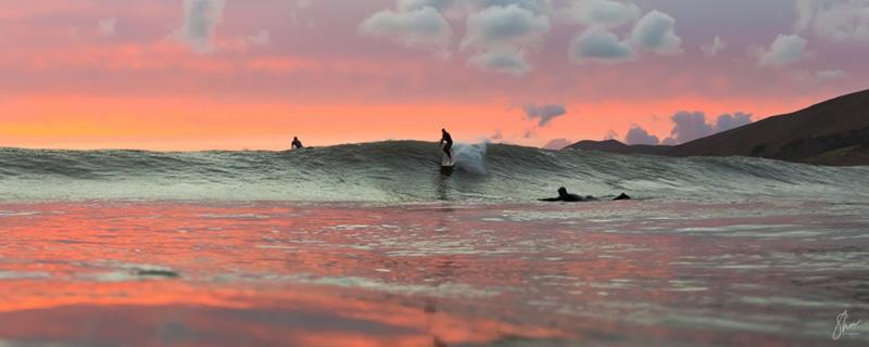 Surf Portrush Co Antrim