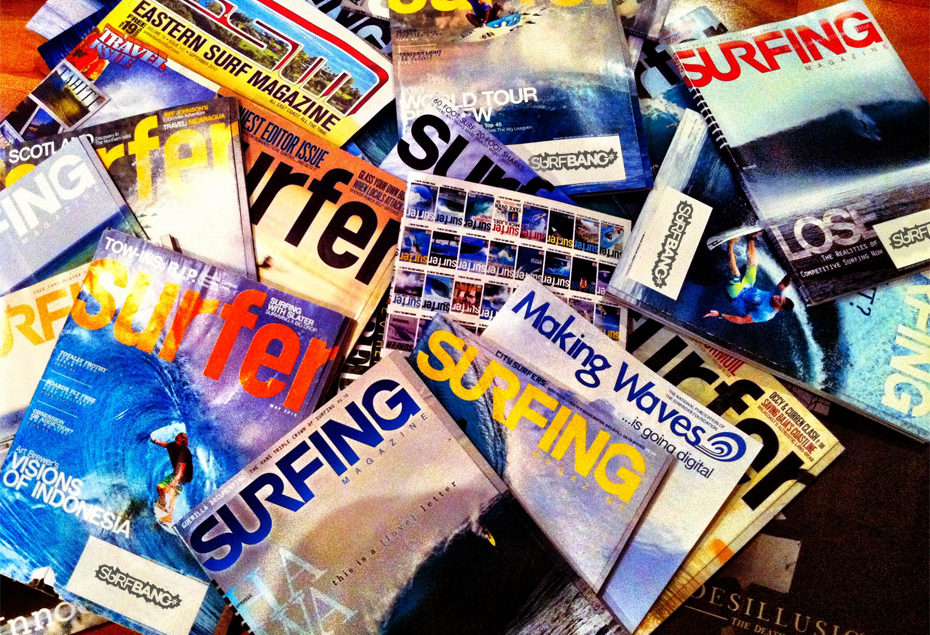 The Top 10 Surf Magazines from around the World