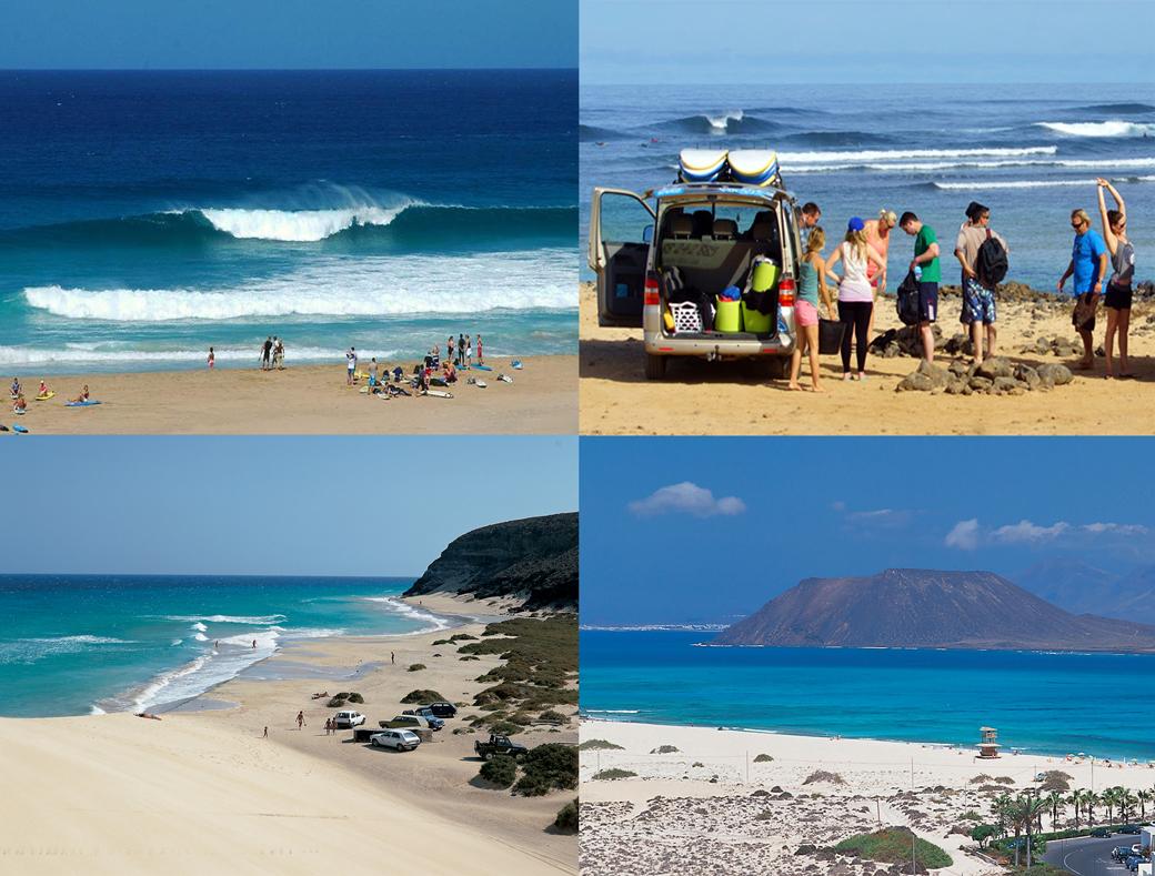 Surf Blog Surf Guide to Fuerteventura
