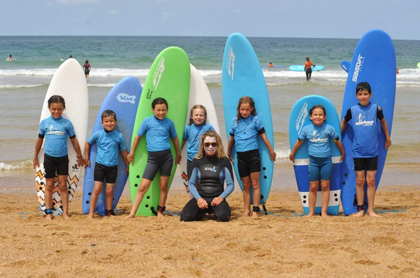 Top 8 Family surfing holiday options in Portugal for 2016