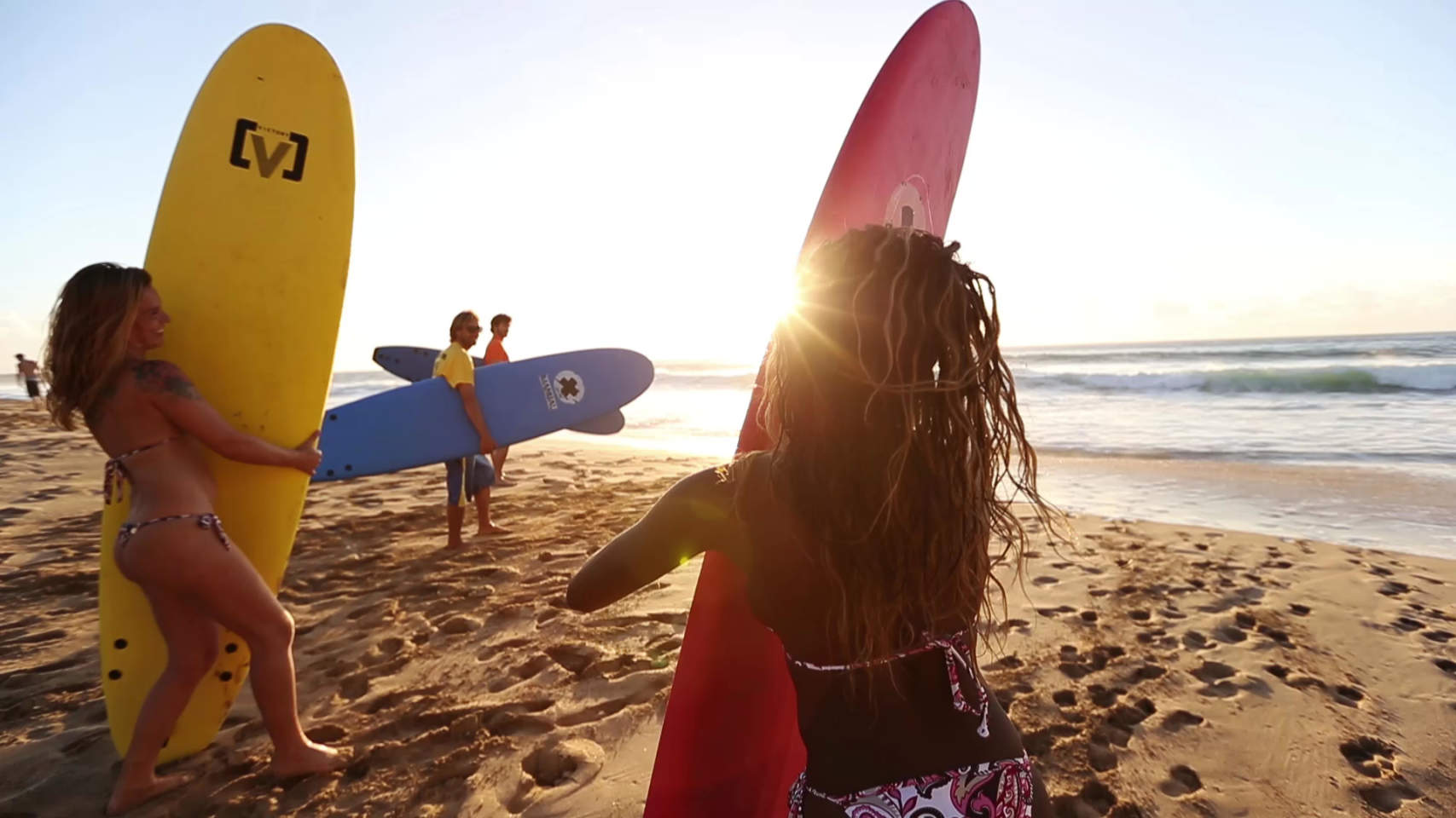 Surf Blog Best Places To Spend New Years Eve Surfing - The 7 best beaches for winter surfing