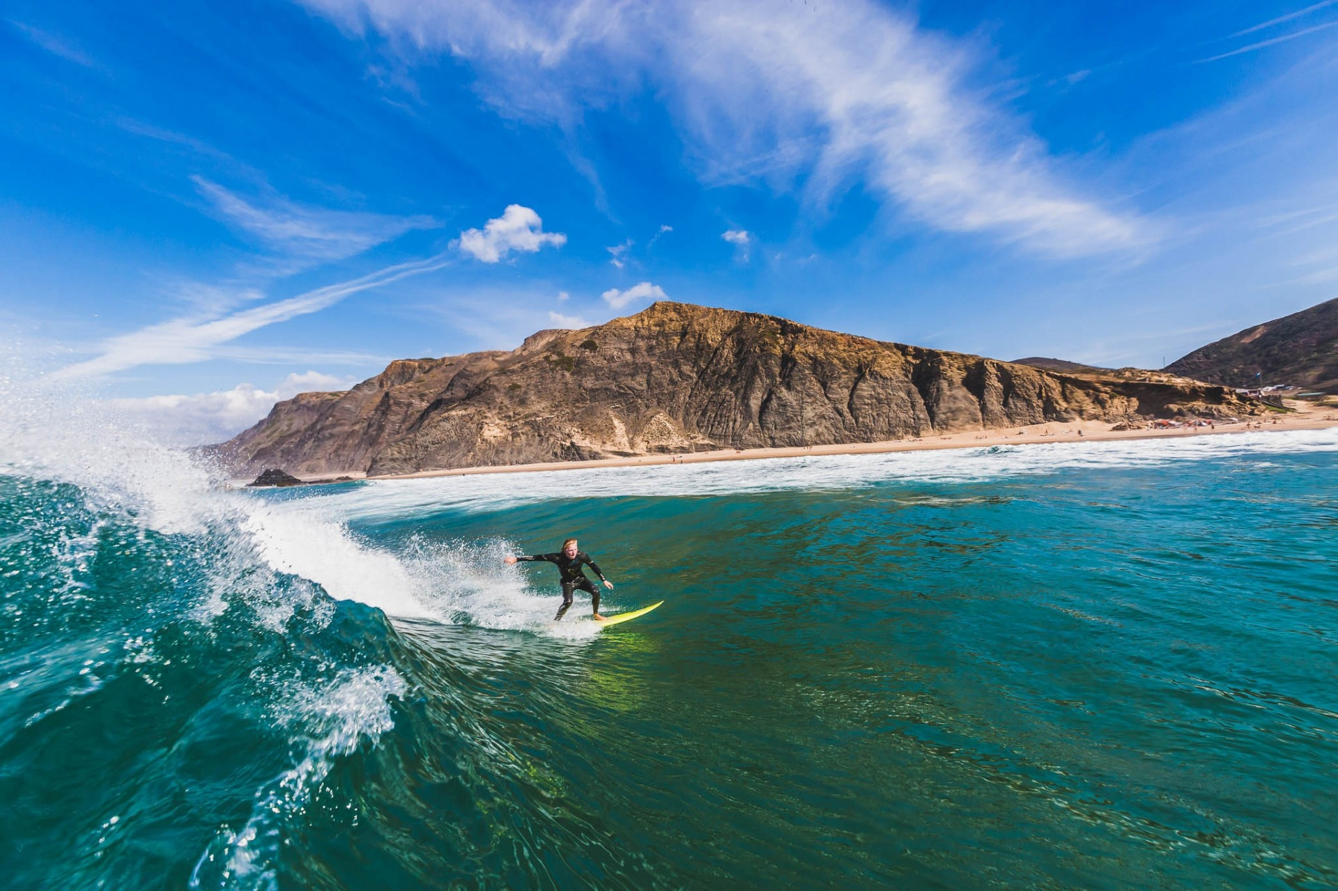 Learn to Surf in the Algarve Portugal