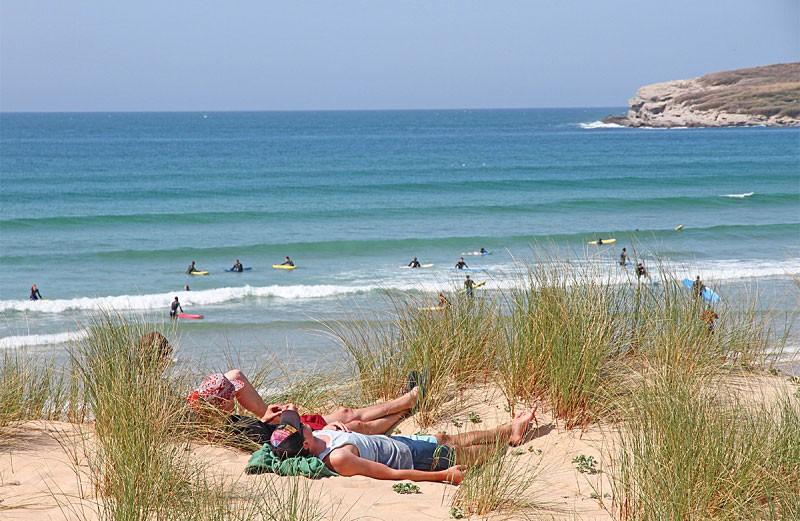 Surf Blog - Beginner Surf Beaches Spain