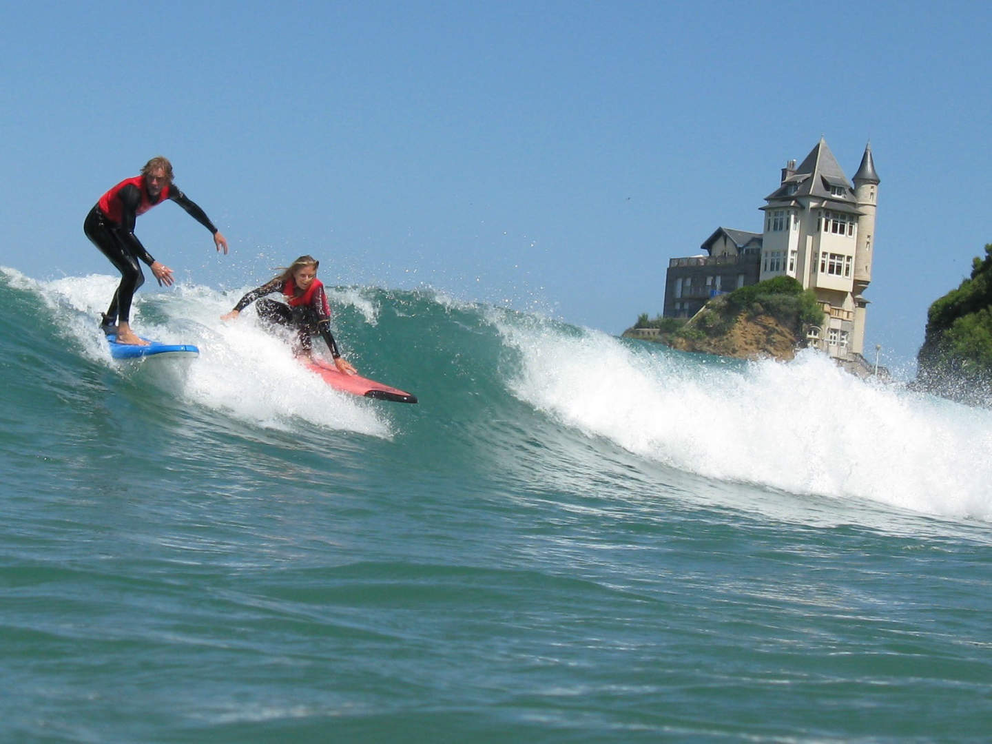 Location Surf Biarritz