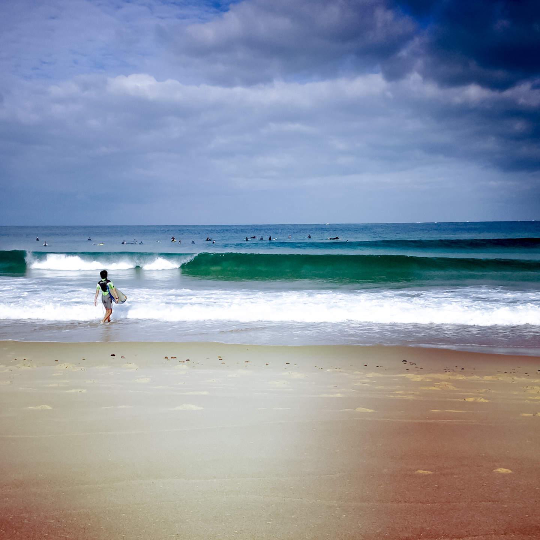 Best Beginner Surf Beaches In France