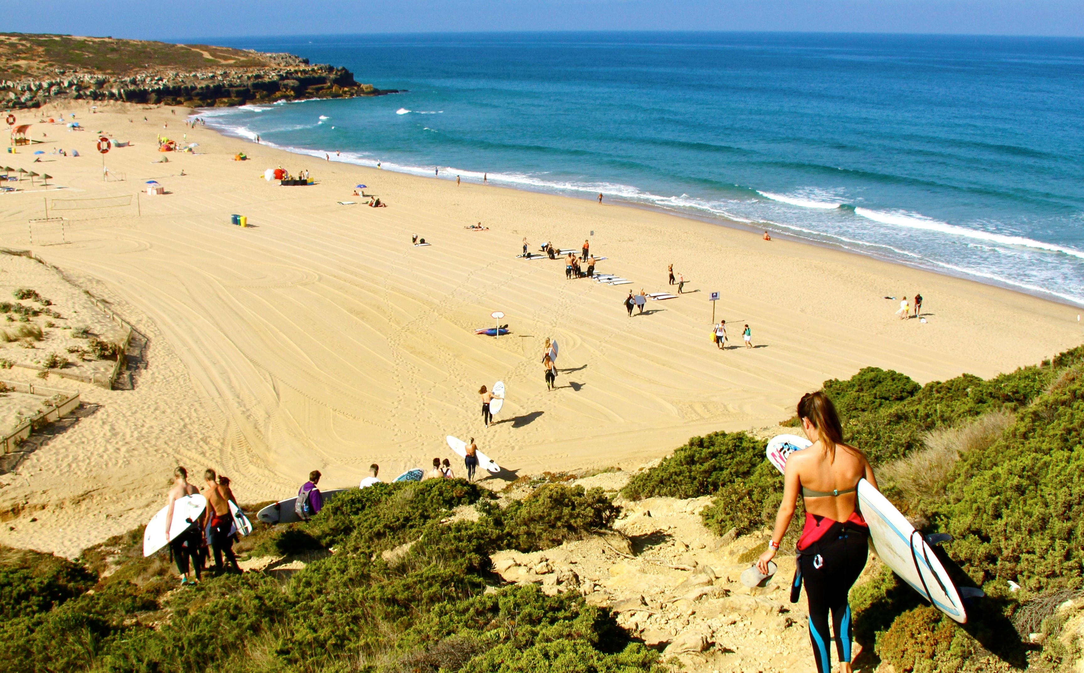 Best Beginner Beach Breaks in Europe