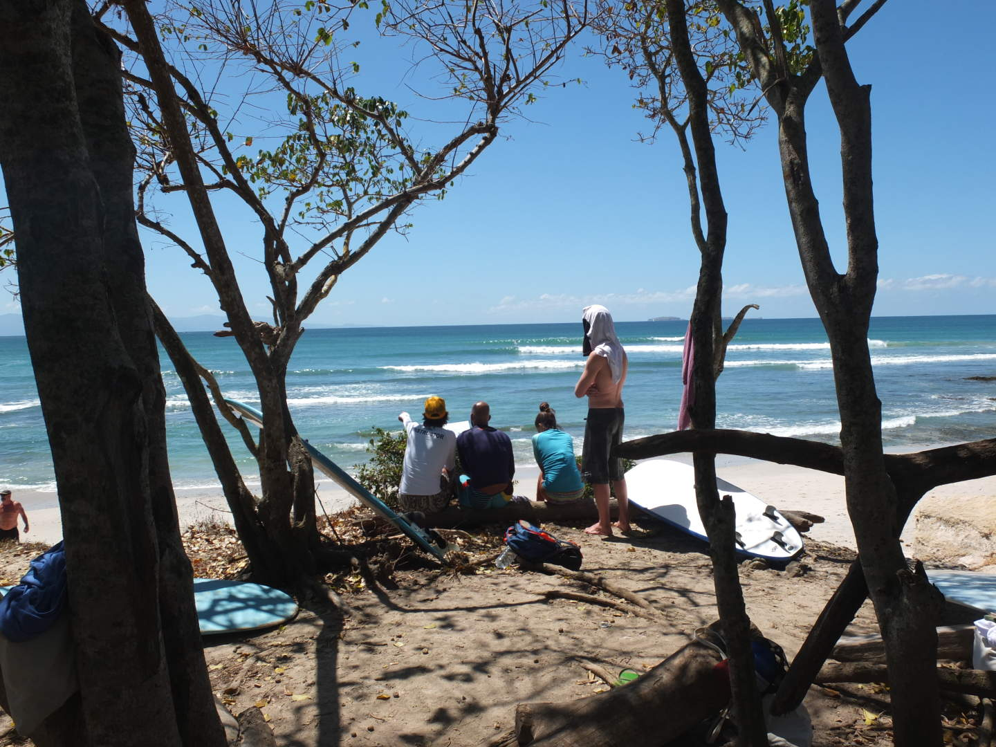 Top 5 beginner surf beaches in Mexico