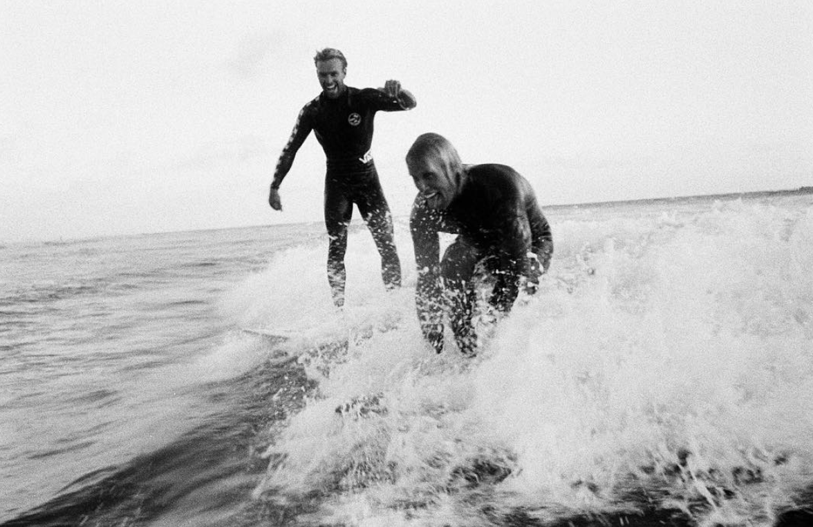 10585d0a81 Are the Gudauskas family the happiest guys in surfing  More than likely.  Their stoke for life is a welcome change in a world that is full of  negativity and ...