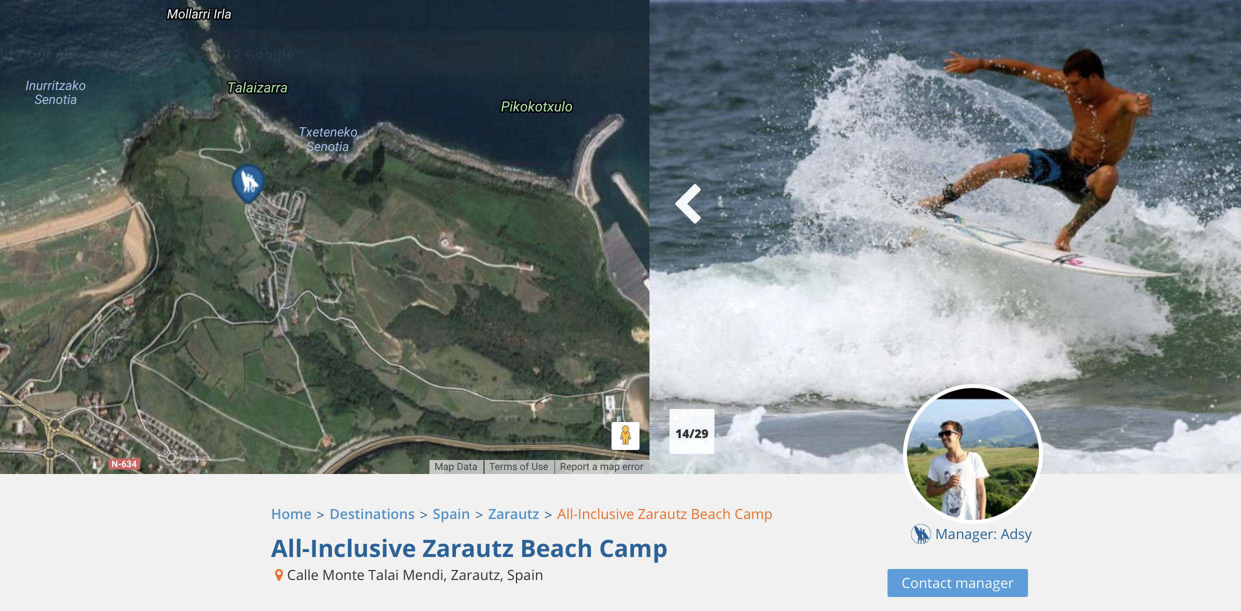 Surf Blog Where To Surf In September And October