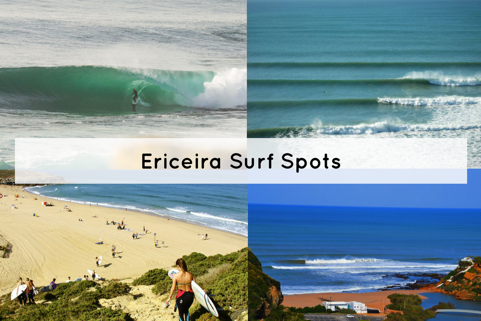 The Best Ericeira Surf Spots For Surfers Of All Abilities