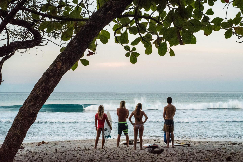 6 Best Intermediate Surfing Beaches in Costa Rica