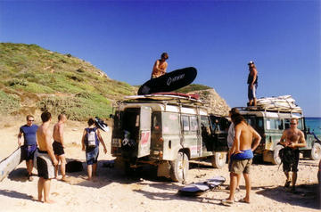 Lagos The Best Place for a Surf Holiday this Autumn