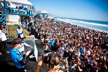 Results of the Hurley Pro at Trestles
