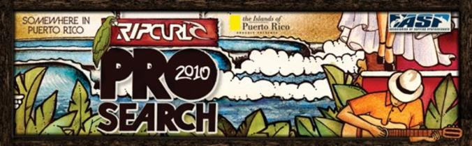 Rip Curl Search Puerto Rico