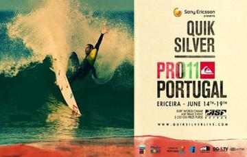 Quiksilver Pro Ericeira Portugal