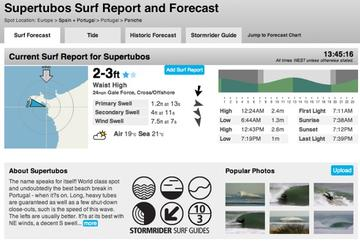How to Read a Surf Report Part 3 – Tides & Winds