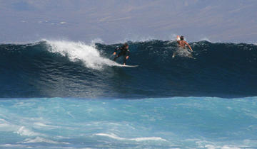 Winter Surf Destination- Canary Islands