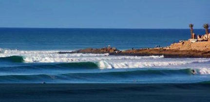 What is the Best Surf Area in Morocco