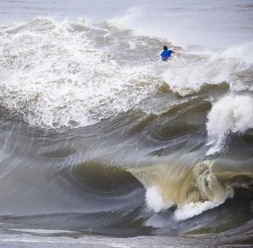The Red Bull Cape Fear event goes off in crazy conditions