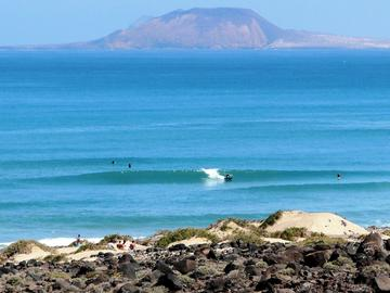 Top 5 beginner beaches in Lanzarote