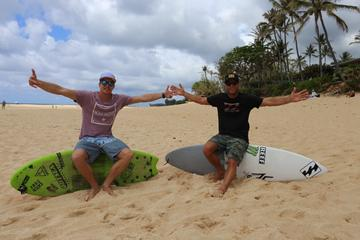 Surf the Maldives with Shane Dorian and Jamie O'Brien for as little as $10 with Omaze