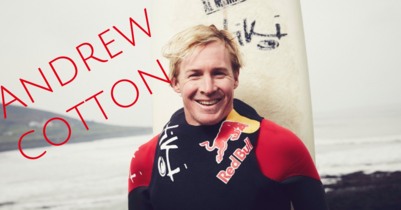 Sit Down With: Andrew Cotton
