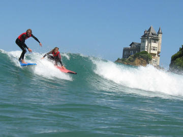 Best Beginner Surf Beaches In France