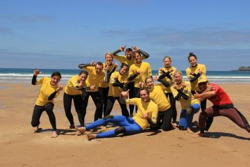 The Best Surf Schools In The Algarve