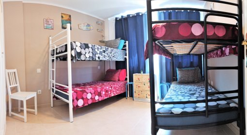 4 Bed Shared room
