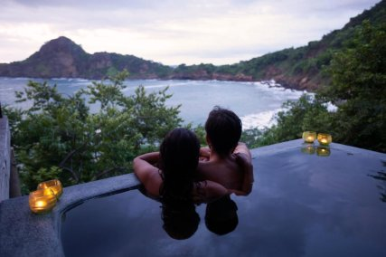 Ocean View Luxury Suite  with Plunge pool