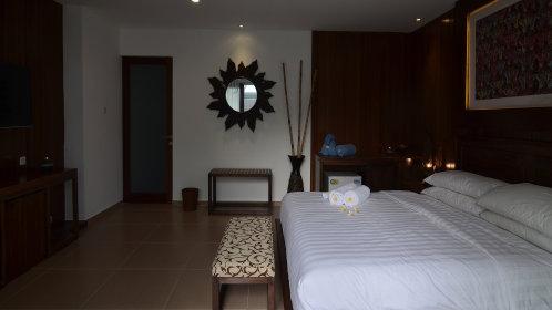 Deluxe Villa Pool Access