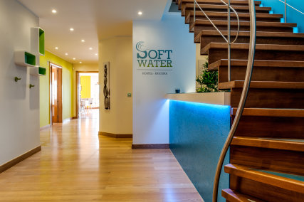 Soft Water Hostel Reception