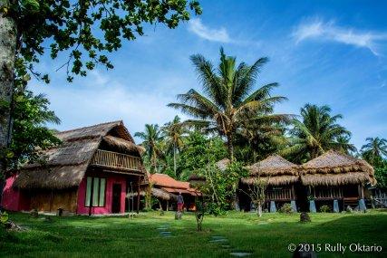 LuxurySumatra, The Ujung Bocur Bungalows