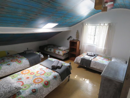 Shared 4-bed room