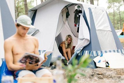 2-Person Bungalow Tent