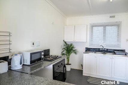 Chalet 6 Kitchen