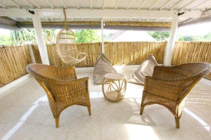 Sandbar Double/Twin Room
