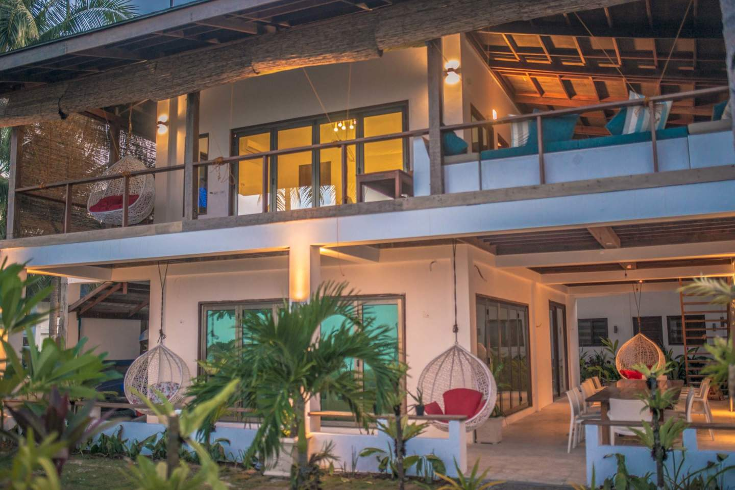 Surf holidays accommodation search in siargao philippines for V kitchen philippines