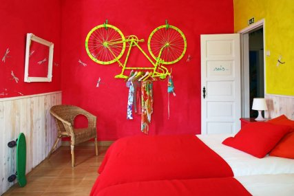 Bicycle Room