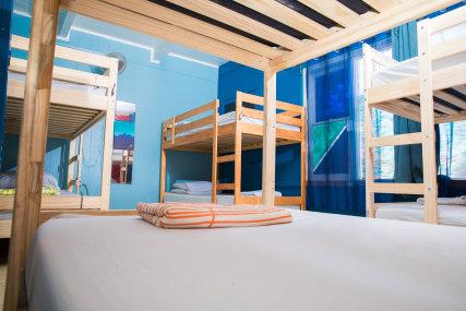 Twelve Bed Dorm