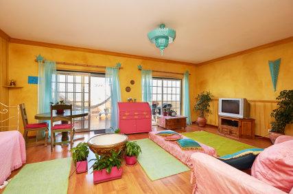 Ericeira Sun Surf Living room
