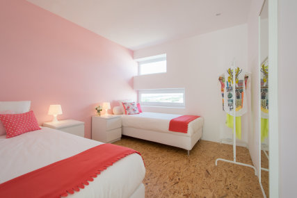 CASASUPERTUBOS® APART T1 - Twin Beds