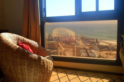 Private Twin/ Double Room with sea view