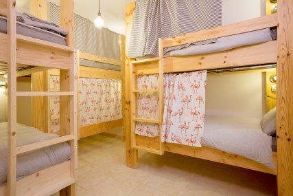 Calufa - Standard 4 bed dorm